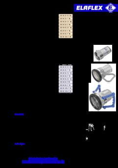 Secciòn 3: Acoples + racores para tanques y tuberías