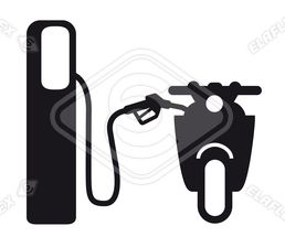 Icon<br />Motor Bike Refuelling