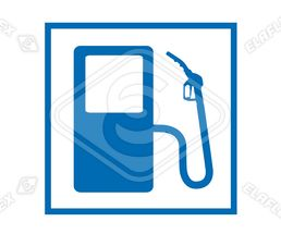 Icon<br />Petrol Station Dispenser Pump & Nozzle